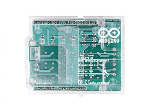 Arduino relays shield