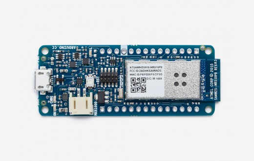 Arduino MKR1000 WIFI AutoDesk EAGLE Library | element14