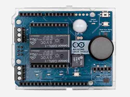Arduino Lucky Shield
