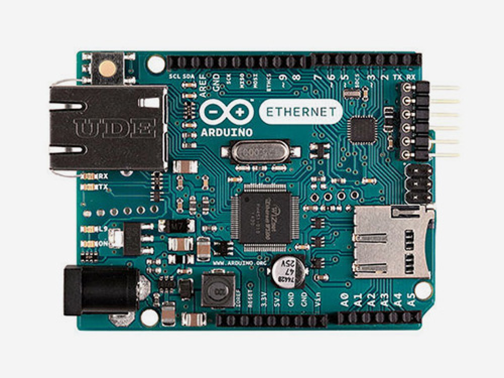 Arduino Ethernet Rev3 WITHOUT PoE