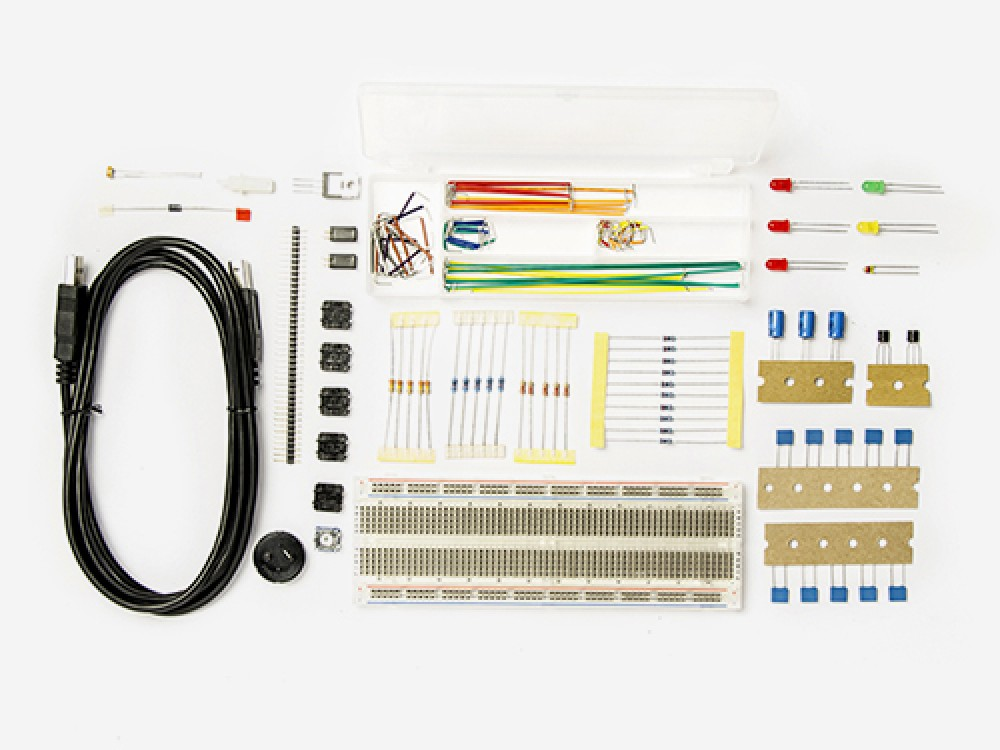 Kit Workshop - Basic level, without Board