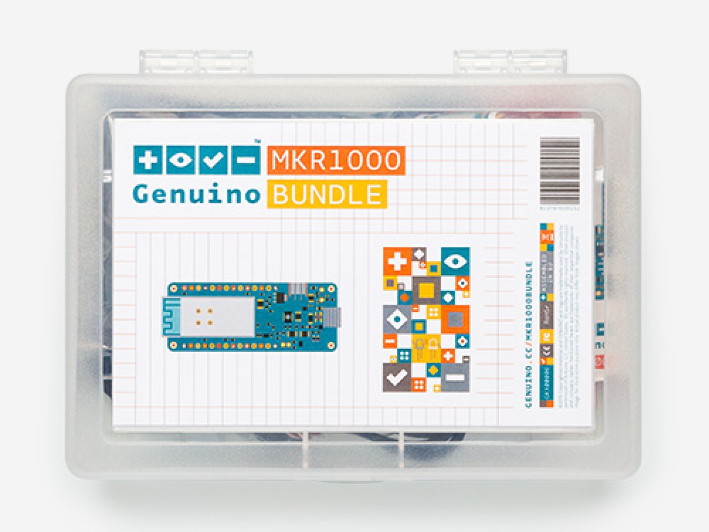 Genuino MKR1000 Bundle