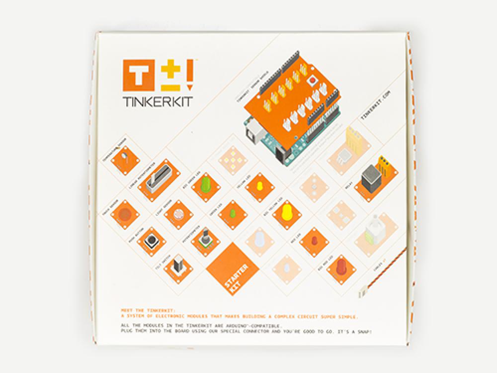 TinkerKit - Starter