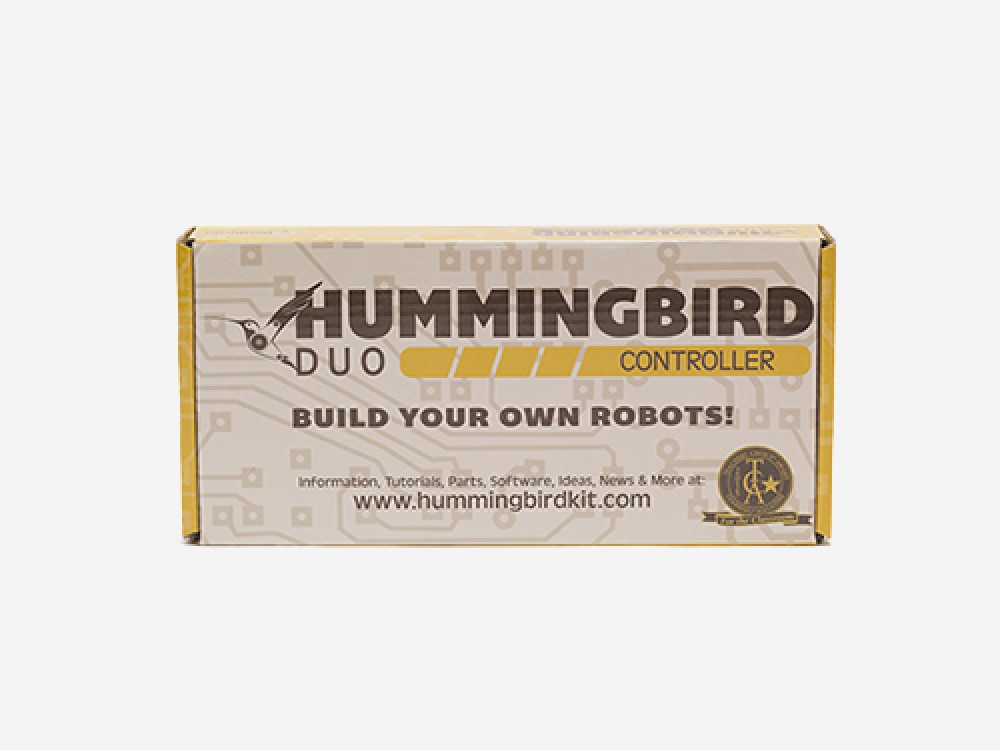 Hummingbird Duo Controller Kit
