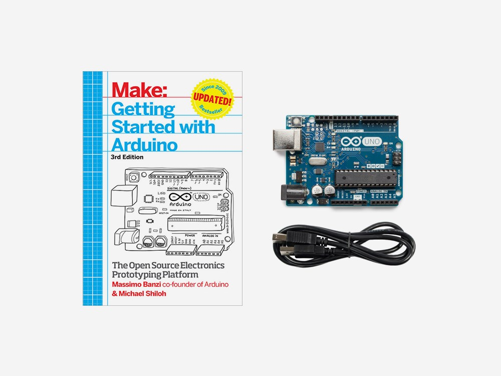 Arduino UNO Rev3 Mini Bundle