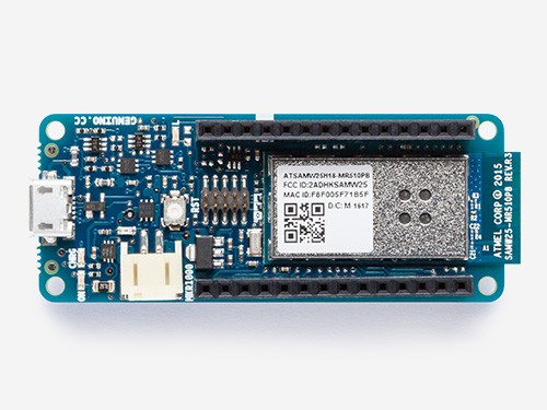 Genuino MKR1000 with Headers