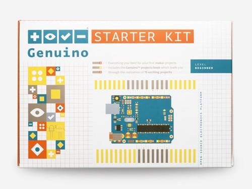 Starter Kits (ENG/ITA/ESP/GER)
