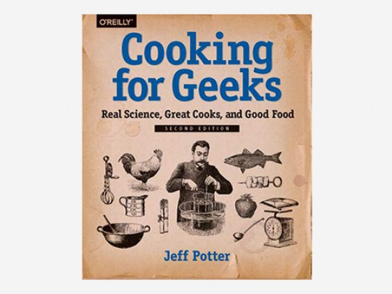 Cooking for Geeks 2nd Edition - Book