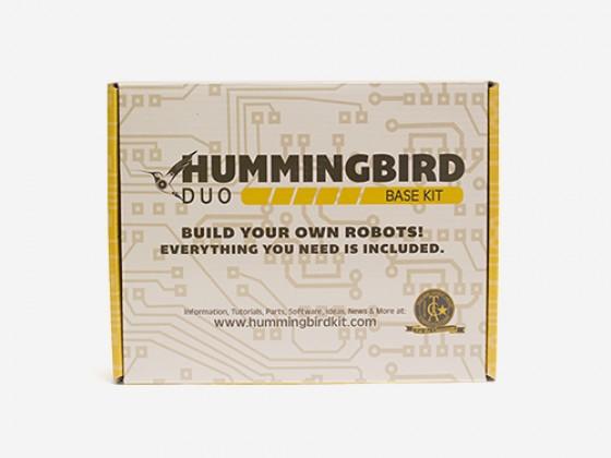 Hummingbird Duo Base robot Kit