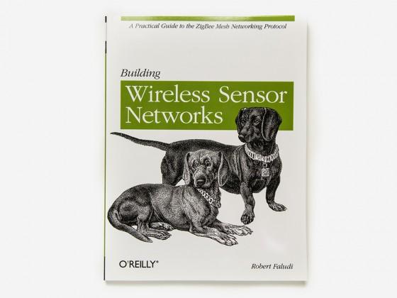 Building Wireless Sensor Network - Book