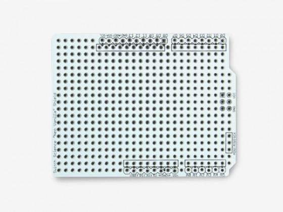 Vanilla Shield  (prototyping shield)