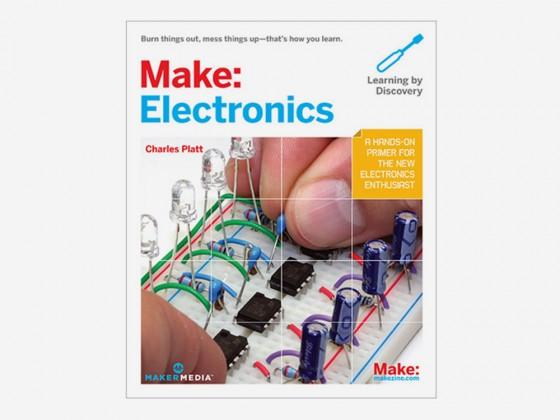 Make: Electronics  2nd Ed. - Book