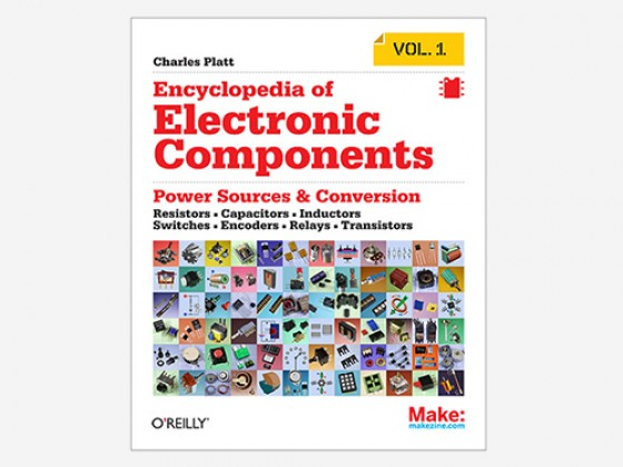Encyclopedia of Electronic Components Volume 1 (Book)