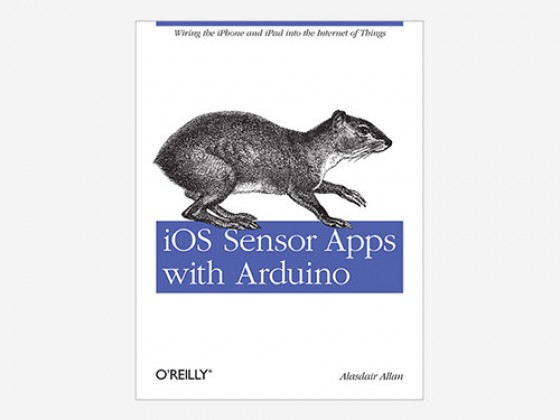 iOS Sensor Apps with Arduino (Book)
