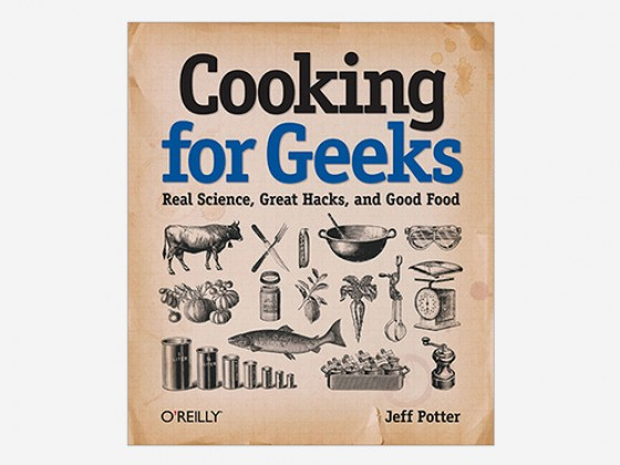 Cooking for Geeks (Book)