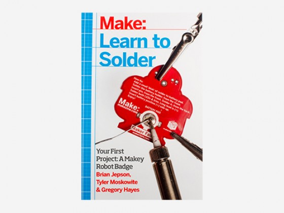 Learn to solder - Book