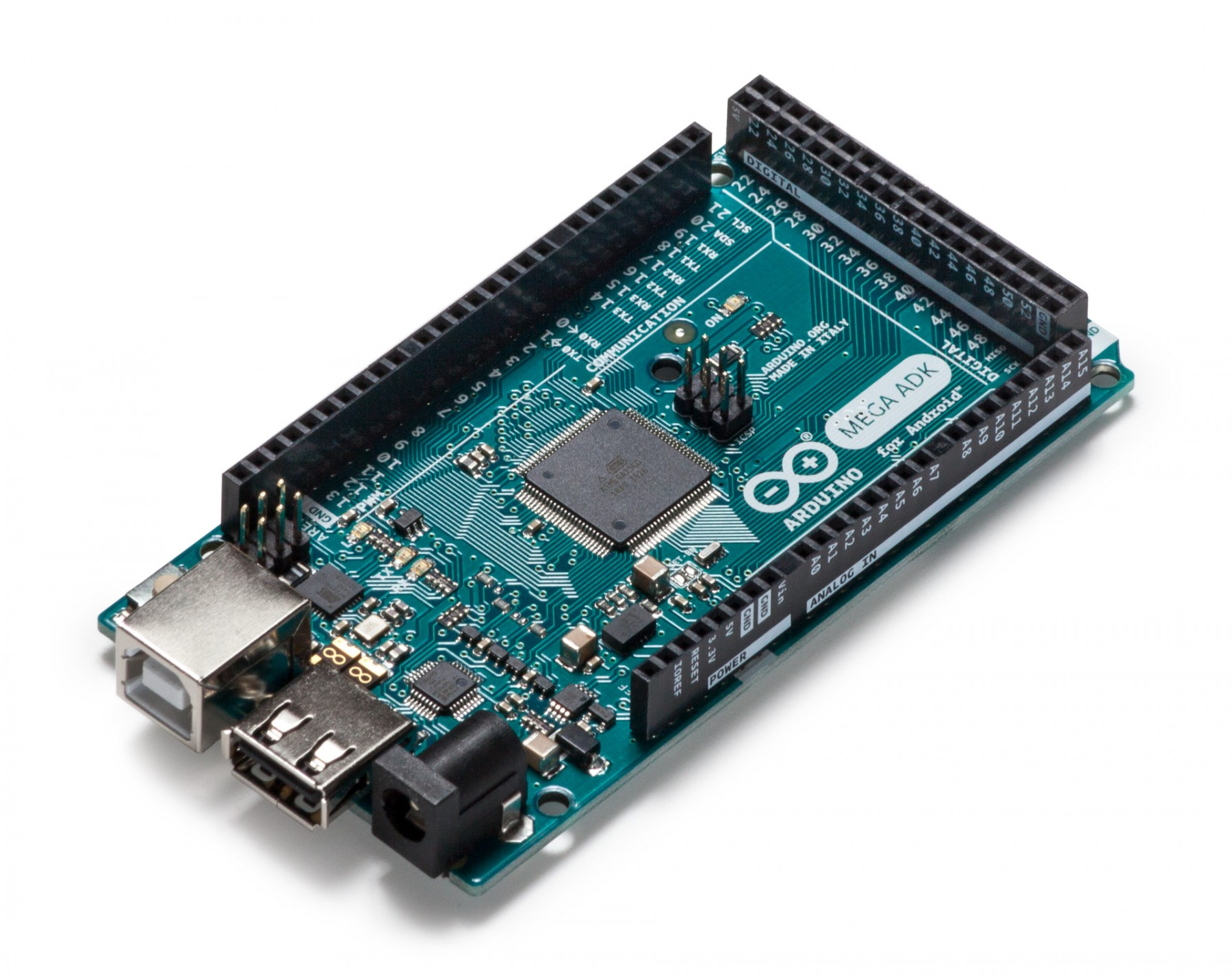 Arduino mega adk rev