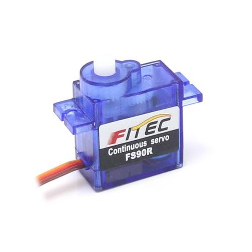 Feetech Continuous Rotation Micro Servo Motor