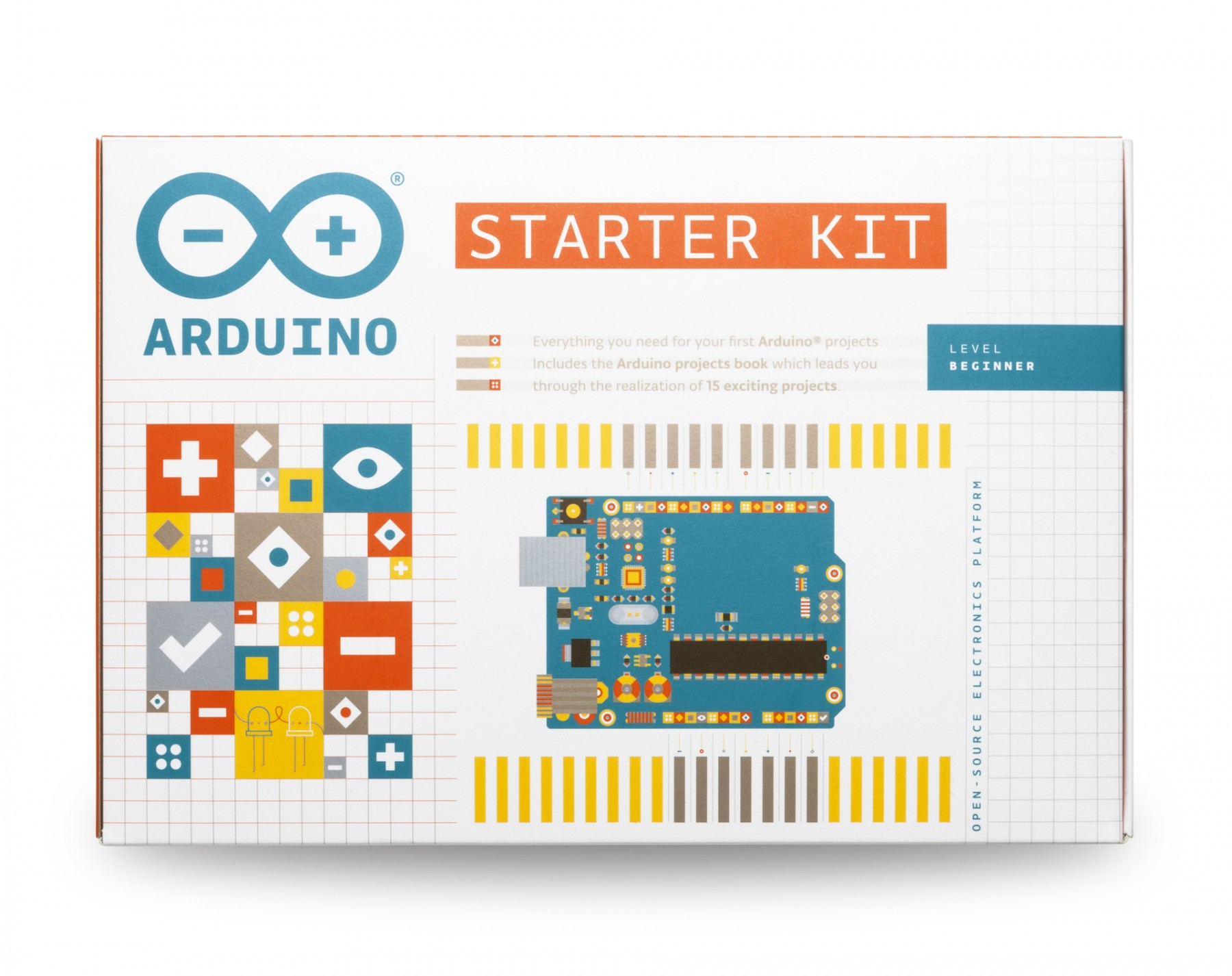 ygyfreezone: Arduino Starter Kit - Chapter 3 Love-o-Meter