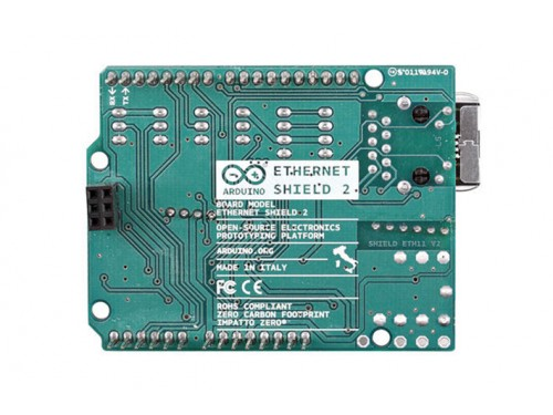the arduino ethernet shield 2 connects your arduino to the internet - Arduino Beispiele