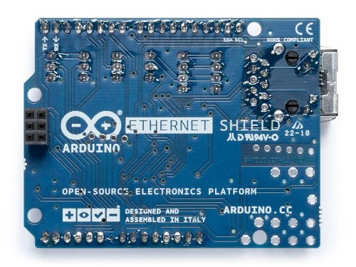 Arduino Ethernet Shield 2