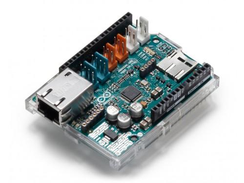 arduino shield ethernet