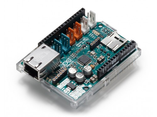 Arduino ethernet shield retail