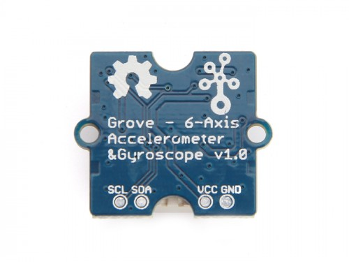 Grove - 6-Axis Accelerometer & Gyroscope
