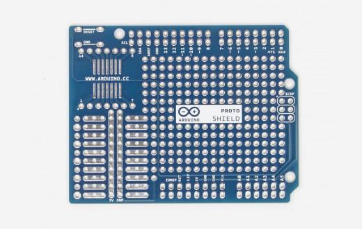 Shield - Proto PCB Rev3