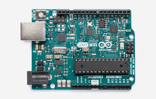 arduino uno wifi connection