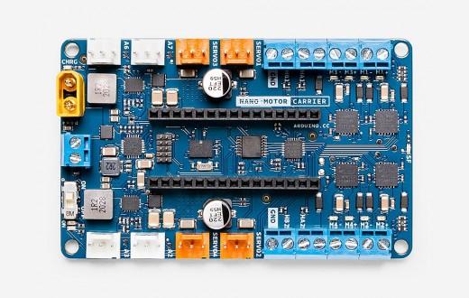 Arduino Nano Motor Carrier