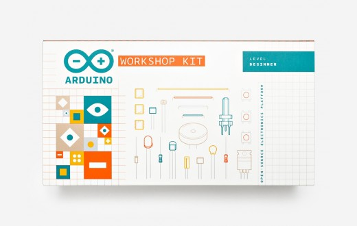 Arduino Workshop Kit