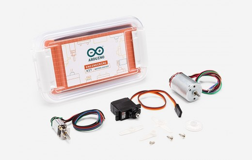 Engineering Kit Motors Backup