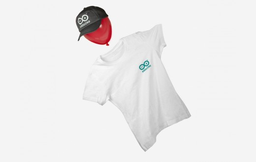 Arduino T-Shirt White