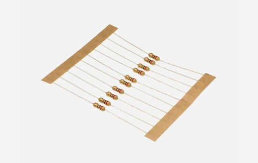 1k 1/4w resistor 10x