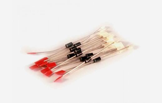 1n4007 diodes 10x