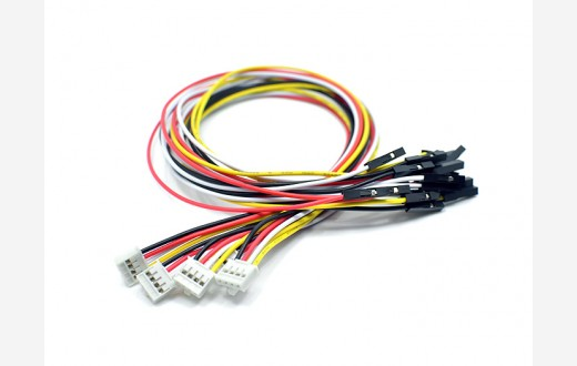 Grove - 4 pin Female to Grove 4 pin Cable (5 Pcs)