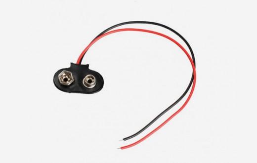 9V Battery Snap Connector