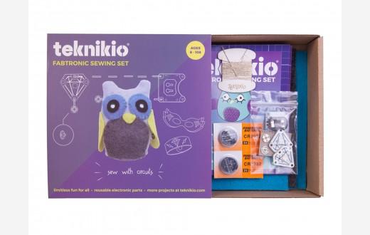 Teknikio Fabtronic Sewing Set