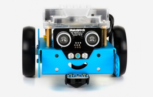 mBot robot V1.1-Blue (Bluetooth Version)