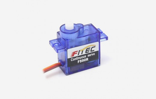 Feetech Continuous Rotation Micro Servo motor