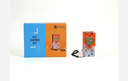 TWSU Gamer Kit (Unsoldered without Arduino)