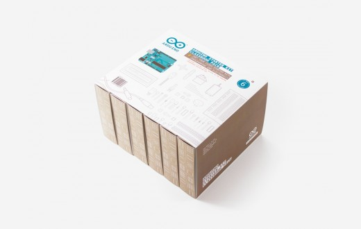 Arduino Starter Kit Classroom Pack - SPANISH