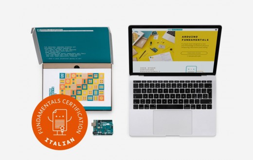 Arduino Fundamentals Bundle - Italian