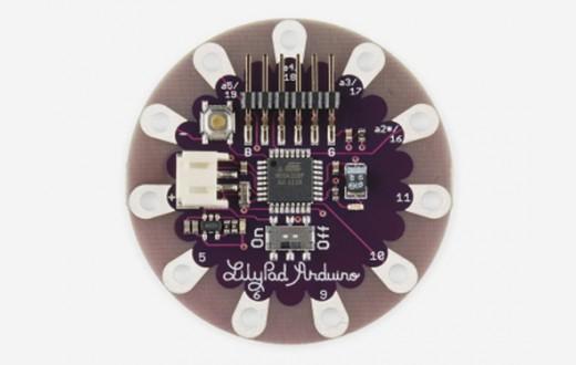 LilyPad Arduino Simple