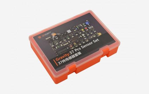 Gravity: 37 Pcs Sensor Set for Arduino