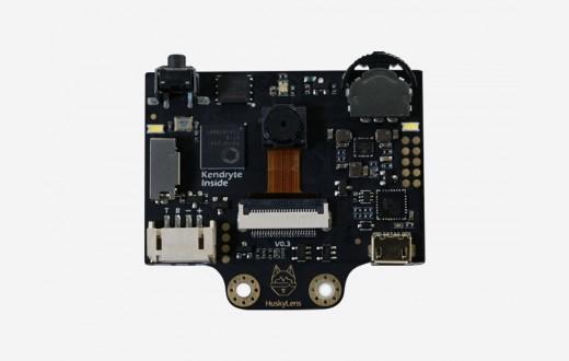Gravity: HUSKYLENS - AI Machine Vision Sensor