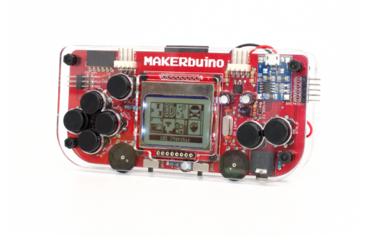 MAKERbuino standard kit