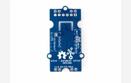 Grove - Temp & Humi & Barometer Sensor (BME280)