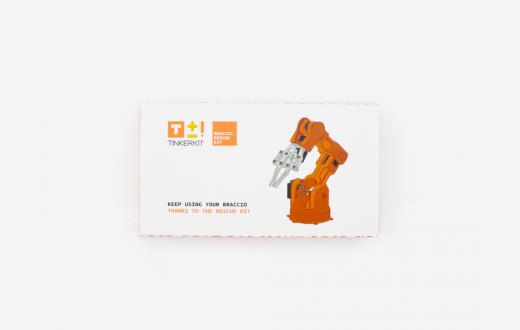Tinkerkit Braccio Rescue Kit